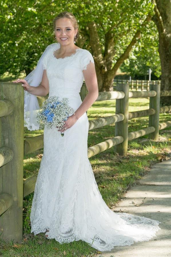 Bridal fabric samples elizabeth jayne browns bay for Wedding dress fabric samples