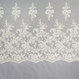 26 - Ivory Fade-out Lace - Border Lace