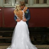 Guipure Fade Out Lace from Elizabeth Jayne Bridal