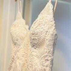 Modern Macrame Lace from Elizabeth Jayne Bridal