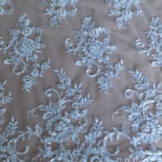 Beads Flowers 235x235 - Lace Fabric