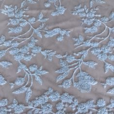 Ivory Emb Beaded 235x235 - Lace Fabric