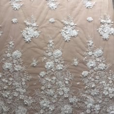 Small Floral Laser Cut 235x235 - Lace Fabric