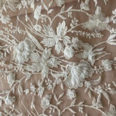 3D Spray 235x235 - Lace Fabric