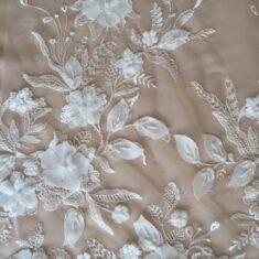 Petals 235x235 - Lace Fabric