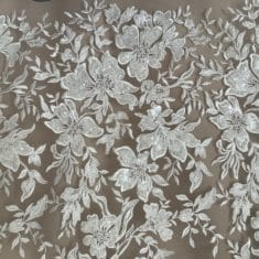 Lillies 235x235 - Lace Fabric