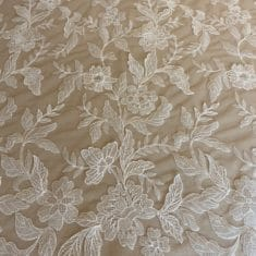 Soft Tulle Applique 235x235 - Lace Fabric